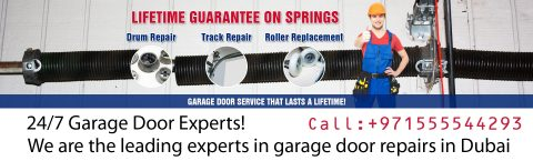 Garage Door Services Dubai