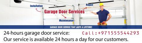 The Best Garage Door Repair in Dubai